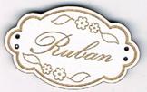 BE002B - Bouton Ruban