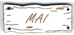 BE404B - Bouton Mai