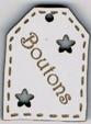 BE506 - Etiquette ajourée