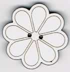 BF511 - Bouton fleur n°2