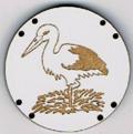 BG030 - Bouton cigogne n°1