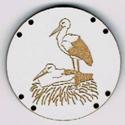BG032 - Bouton cigogne n°3