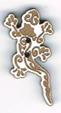 BG052 - Bouton petit lézard