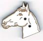 BG054 - Bouton tête de cheval