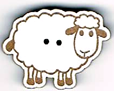 BG057 - Bouton mouton