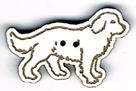 BG067 - Bouton chien 1