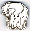 BG072 - Bouton éléphant