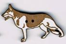 BG078 - Bouton chien
