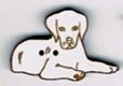 BG080 - Bouton chien