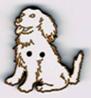 BG082 - Bouton chien