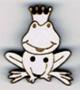 BG087 - Bouton grenouille