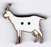 BG097 - Bouton chèvre