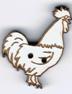 BG100 - Bouton coq