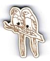 BG108 - Bouton Perroquet