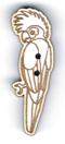 BG110 - Bouton perroquet