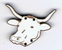BG114 - Bouton tête de vache