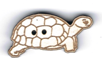 BG115 - Bouton tortue terre