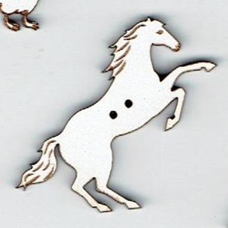 BG131- Cheval cabré