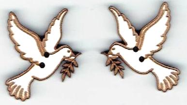 BG144 - Couple de colombe