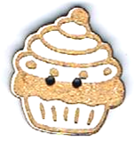 BI006 - Bouton Cup cake duo