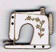 BL011 - Bouton machine à coudre