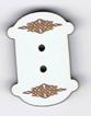BL013 - Bouton mini cartonette