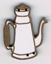 BL115 - Bouton cafetière