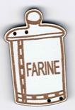 BL117.1 - Bouton pot Farine