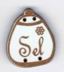BL118.4 - Bouton pot rond sel