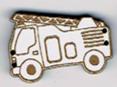 BL206 - Bouton camion de pompier