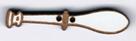 BL208B - Bouton fuseau de dentelière