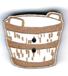 BL220 - Bouton bac vendange
