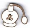 BL502 - Bouton flacon de parfum