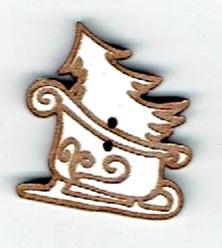 BN009- Sapin traineau