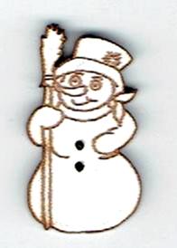 BN014- Bonhomme de neige