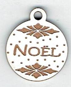 BN303- Boule Noël