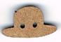 BP016 - Bouton chapeau