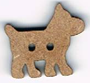 BP038 - Bouton chien