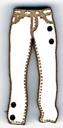 BR013 - Bouton pantalon