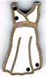 BR014 - Bouton robe 2