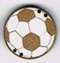 BR103 - Bouton ballon de foot