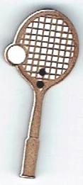 BR104 - Raquette de Tennis