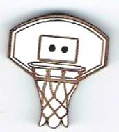 BR163 - Panier de Basket