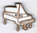 BR110 - Bouton piano