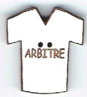 BR165 - T shirt arbitre