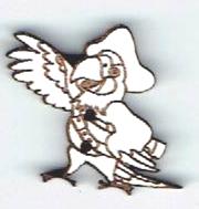 BR605 - Perroquet pirate