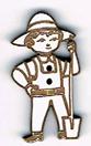 BT011 - Bouton fermier