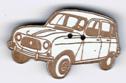 BT204- Bouton voiture R4