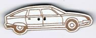 BT208 - Bouton voiture cx