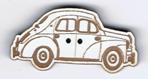 BT209 - Bouton voiture 4cv